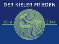 Wortmarke Kieler Frieden von Hagestedt und Eckstein 2014