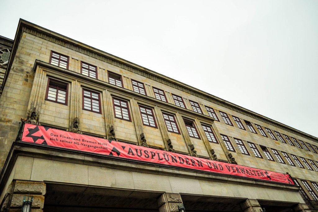 """Ausstellung """"Ausplündern und Verwalten"""" Foto 3 von ZwoAcht"""