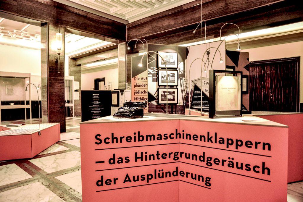 """Ausstellung """"Ausplündern und Verwalten"""" Foto 7 von ZwoAcht"""