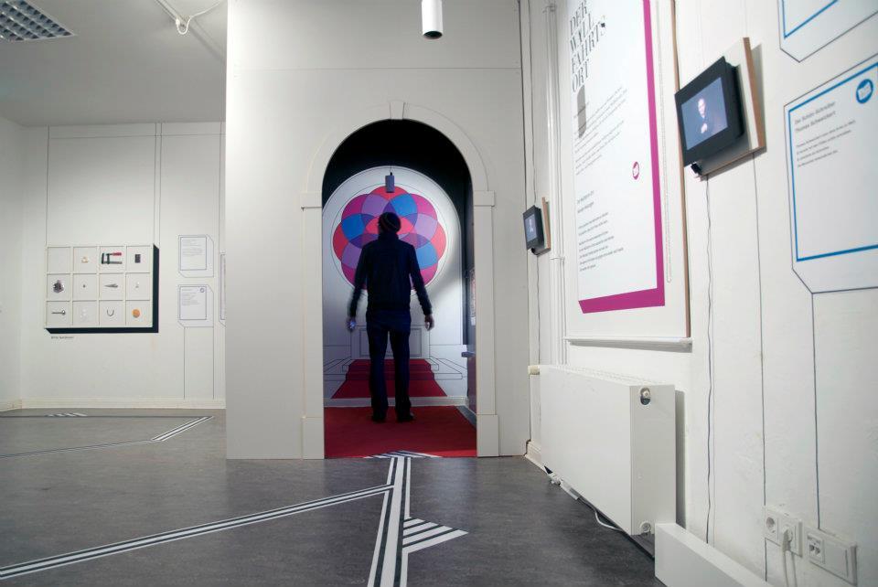 Einblick in die Ausstellung LeibEigenschaften 5, Foto von ZwoAcht